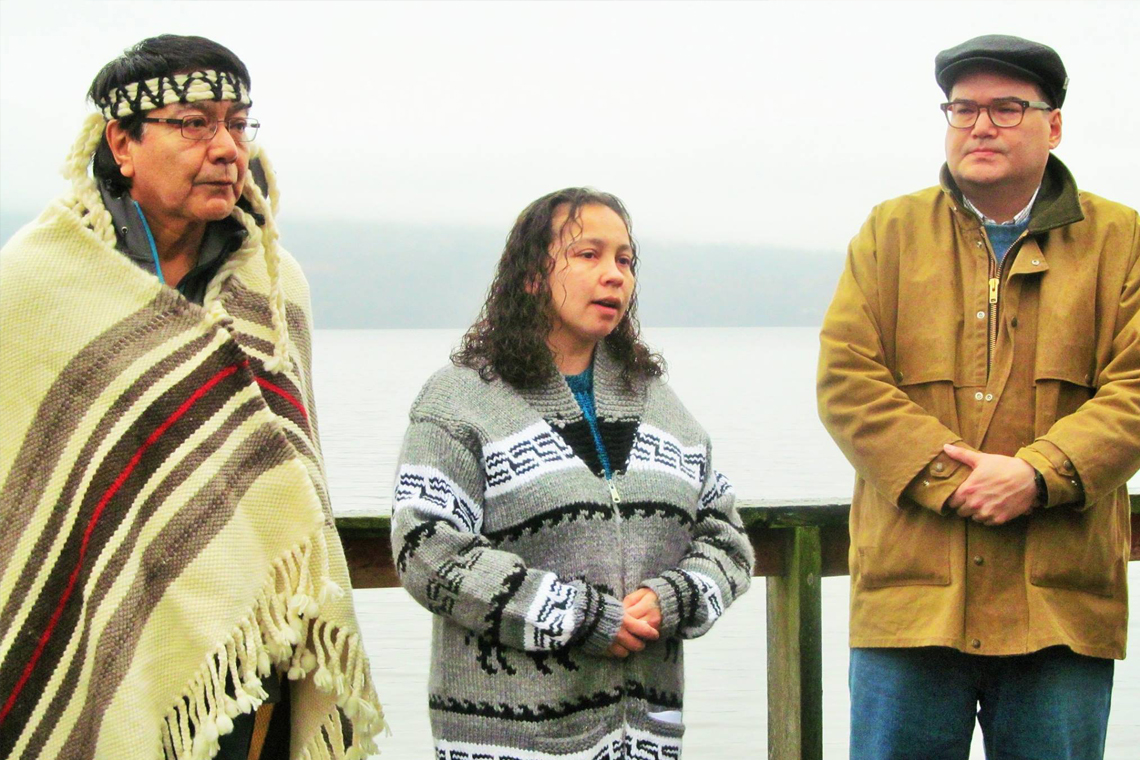 Chiefs United Against Steelhead LNG
